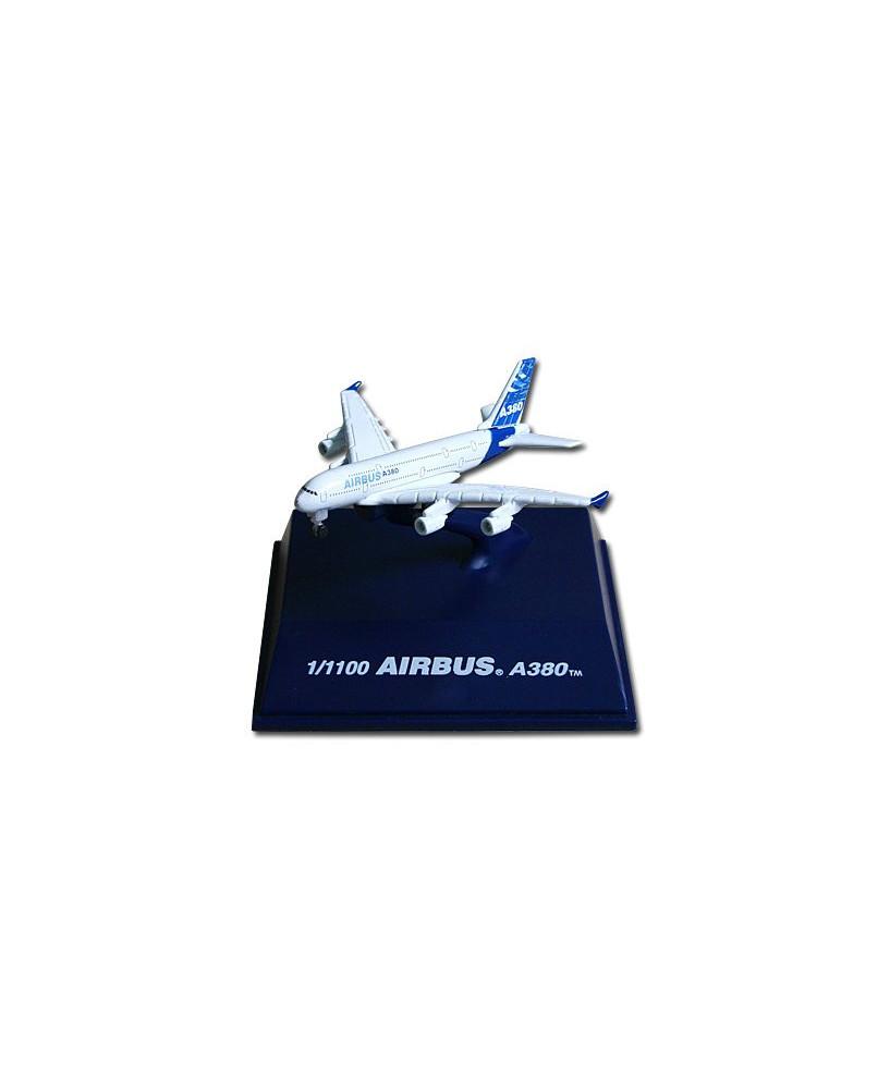 Mini-maquette jouet A380 Airbus