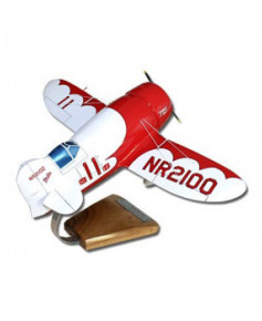 Maquette bois Gee-Bee R2