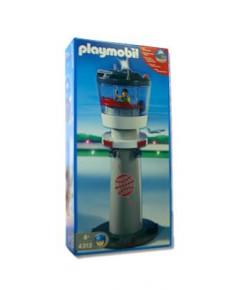 L'aiguilleur et la tour de contrôle Playmobil®