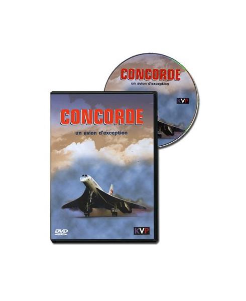 D.V.D. Concorde, un avion d'exception