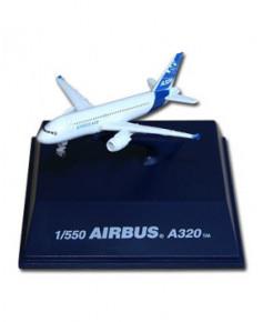 Mini-maquette jouet A320 Airbus