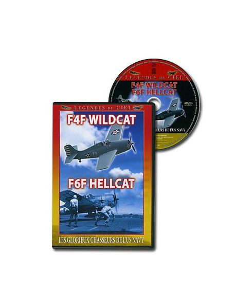 D.V.D. F4F Wildcat / F6F Hellcat