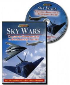 D.V.D. Sky Wars - Chasseurs Bombardiers et Bombardiers Lourds