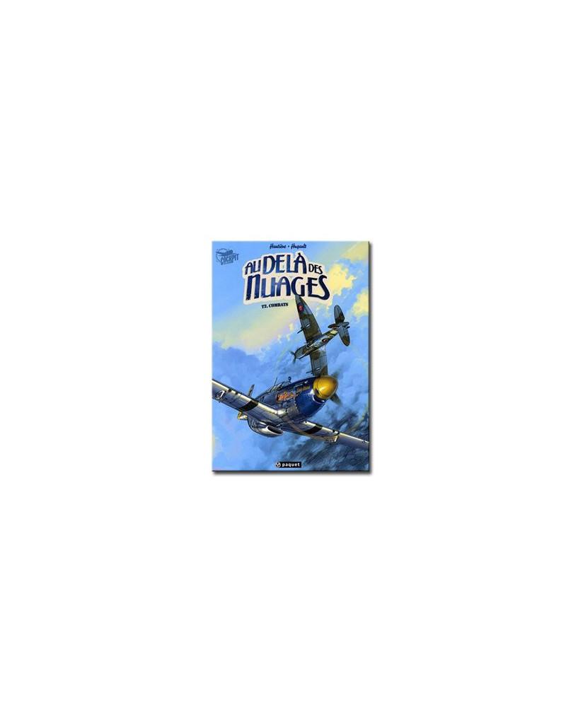 Au-delà des nuages - Tome 2 : Combats