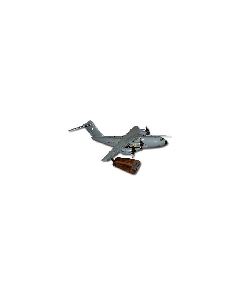 Maquette bois Airbus A400M