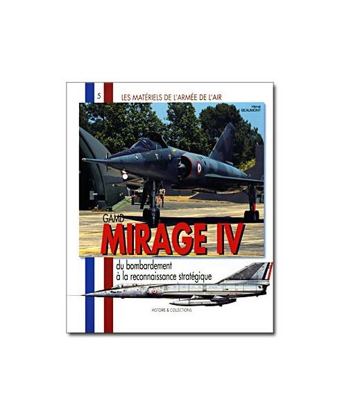Mirage IV, du bombardement à la reconnaissance stratégique