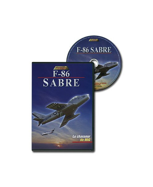 D.V.D. F86 Sabre