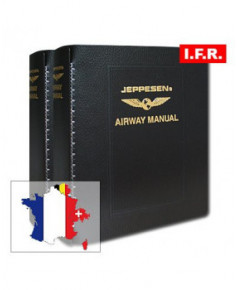 Atlas Airway Manual I.F.R. France avec classeurs plastique supérieur - AFRA04