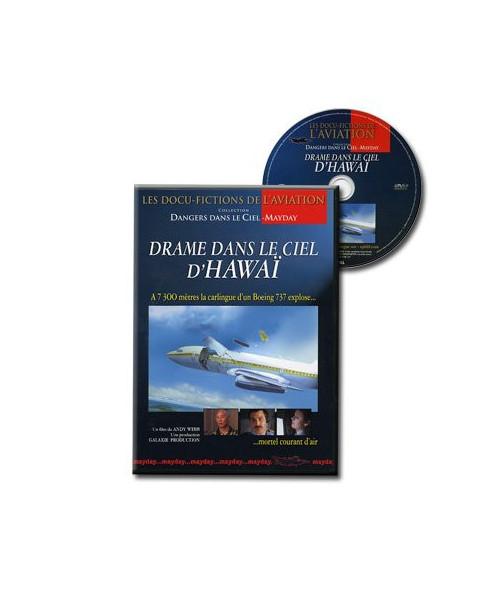 D.V.D. Dangers dans le ciel - Drame dans le ciel d'Hawaï