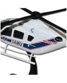 Hélicoptère jouet EC135 S.A.M.U. - 1/43e