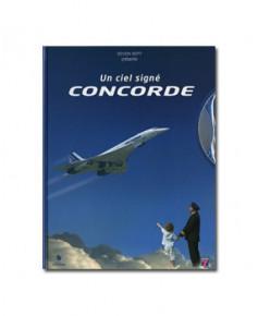 Livre Un ciel signé Concorde (+ D.V.D.)