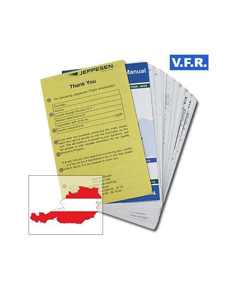 Trip kit V.F.R. Manual Autriche