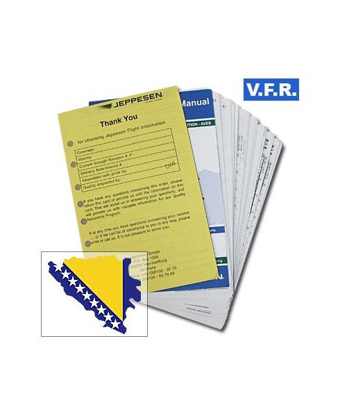Trip kit V.F.R. Manual Bosnie Herzégovine