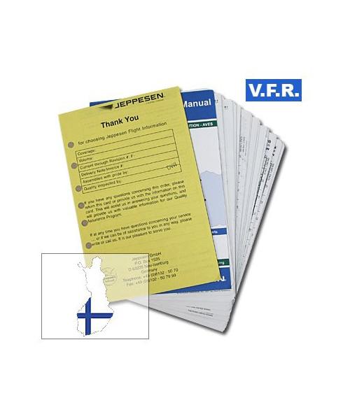 Trip kit V.F.R. Manual Finlande