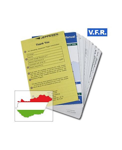 Trip kit V.F.R. Manual Hongrie