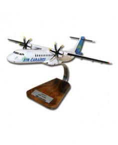 Maquette bois ATR72-500 Air Caraïbes
