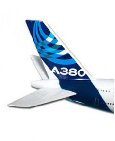 Maquette plastique Airbus A380