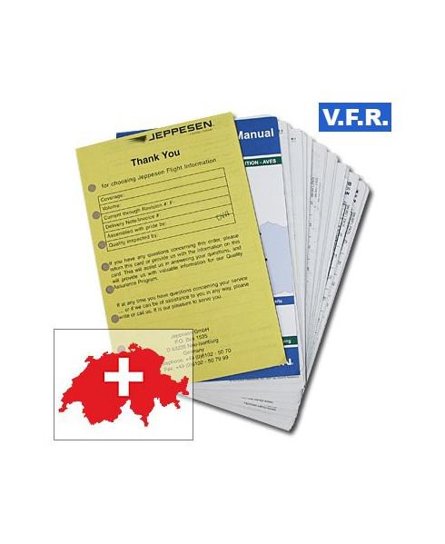 Trip kit V.F.R. Manual Suisse