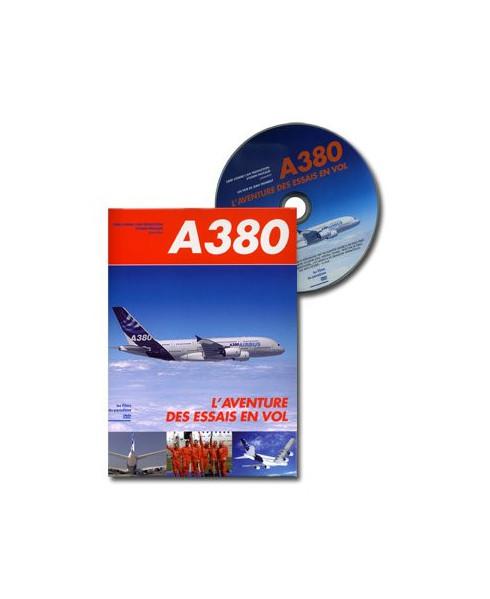 D.V.D. A380 - L'aventure des essais en vol