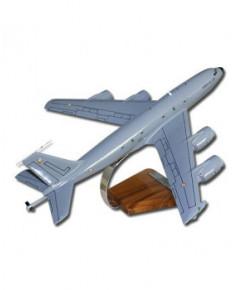 Maquette bois Boeing C135 Stratotanker