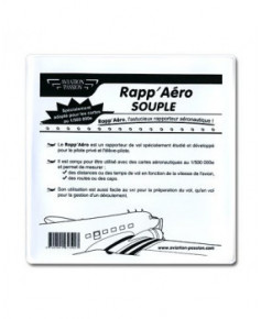 Rapp'Aéro souple (1 mm) Aviation Passion