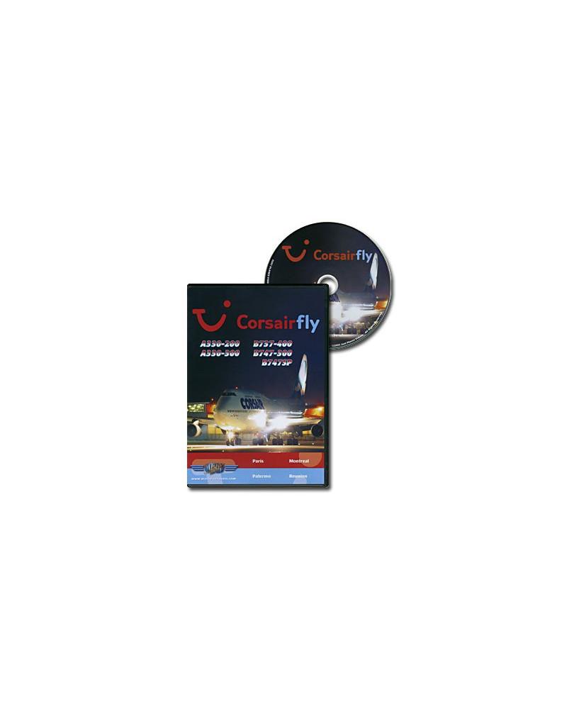 D.V.D. World Air Routes - Corsairfly fleet