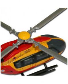Mini-hélicoptère jouet EC145 Sécurité civile