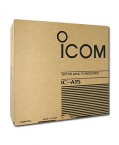 Emetteur - Récepteur portable ICOM IC-A15 (avec clavier)