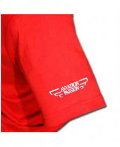 Tee-shirt Remove Before Flight / Aviation Passion - Taille S