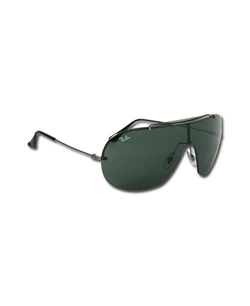 ray ban monture grise