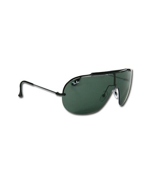 Lunettes Ray-Ban Wings - Monture noire (taille large)