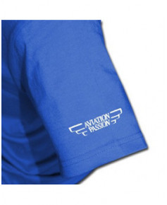 Tee-shirt Manger, planer, dormir ! / Aviation Passion - Taille M