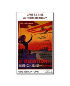 Dans le ciel de Reims-Bétheny