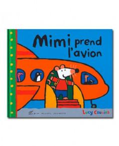 Mimi prend l'avion