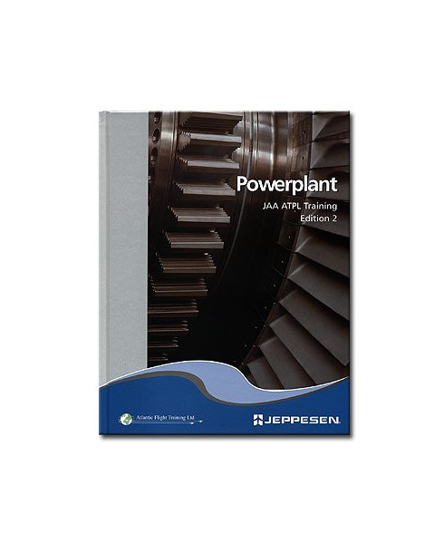 Powerplant - Volume 5 - Jeppesen J.A.A. A.T.P.L. Training