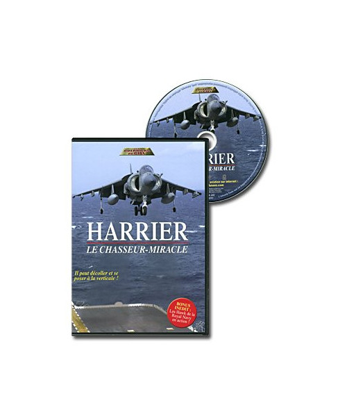 D.V.D. Harrier, le chasseur miracle
