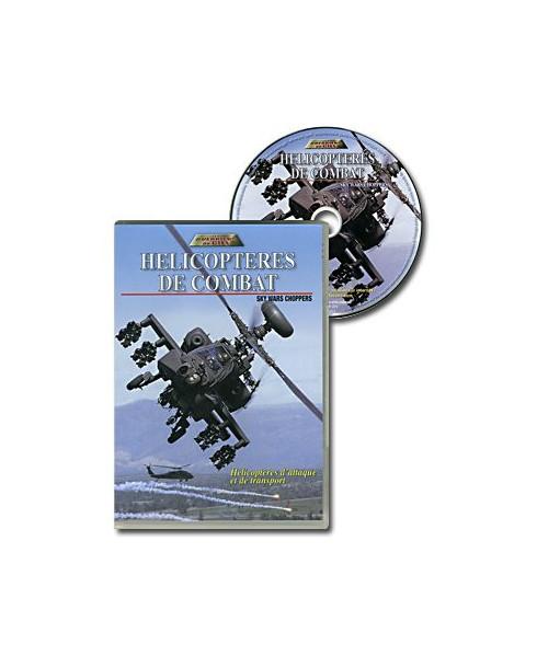 D.V.D. Hélicoptères de combat
