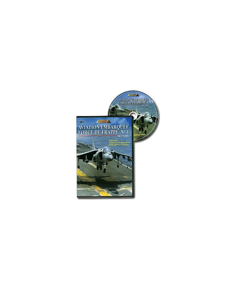 D.V.D. Sky Wars - Aviation embarquée - Force de frappe n°1