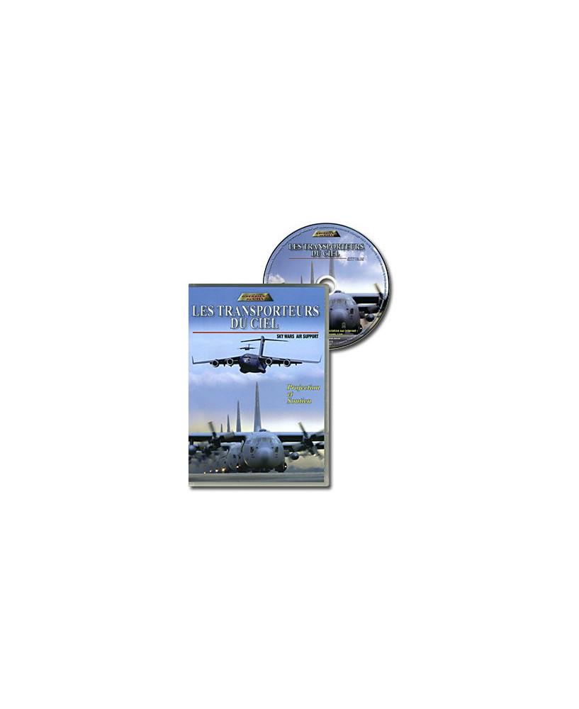 D.V.D. Sky Wars - Les Transporteurs du ciel