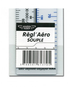 Lot Rapp'Aéro et Règl'Aéro souples (1 mm) Aviation Passion