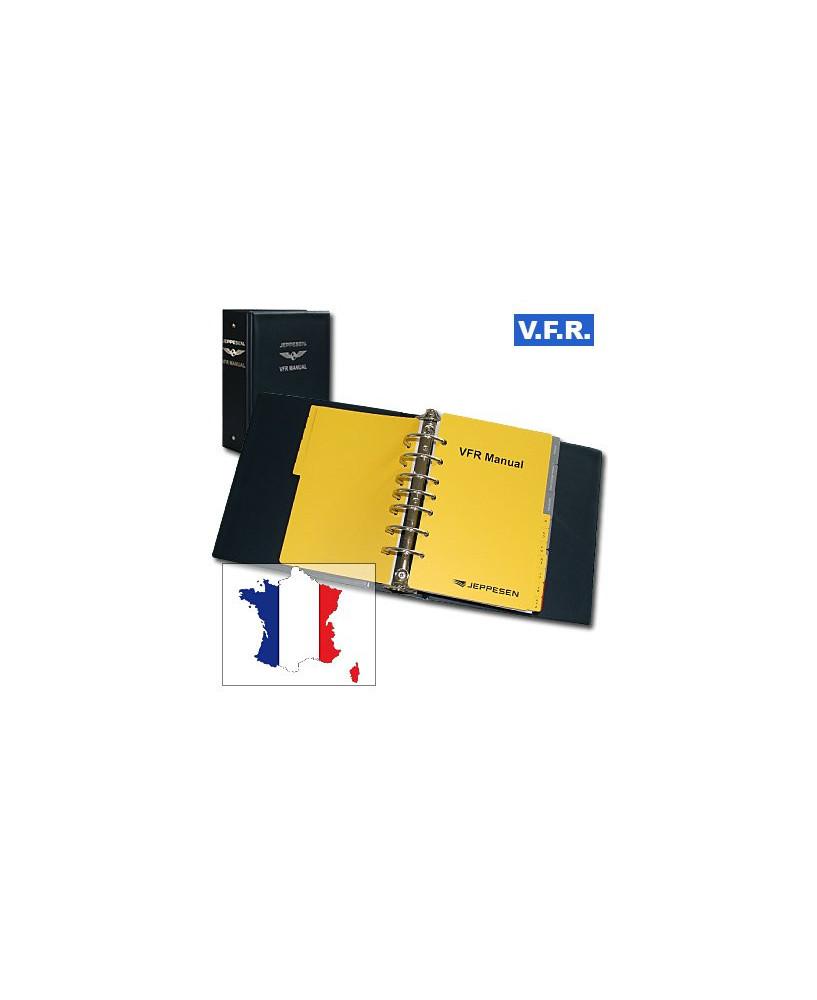 Trip kit V.F.R. Manual France avec classeur