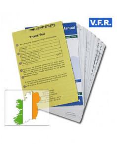 Trip kit V.F.R. Manual Irlande