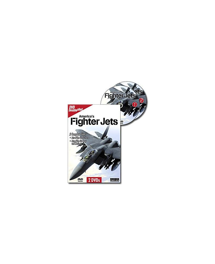 Coffret 2 D.V.D. America's fighter jets