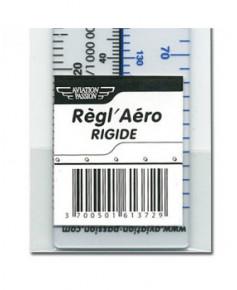Lot Rapp'Aéro et Règl'Aéro rigides (3 mm) Aviation Passion