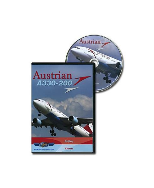 D.V.D. World Air Routes - Austrian A330