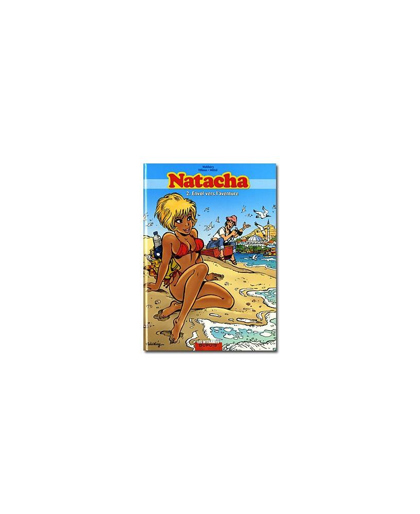 Natacha - L'intégrale - Tome 2 - Envol vers l'aventure
