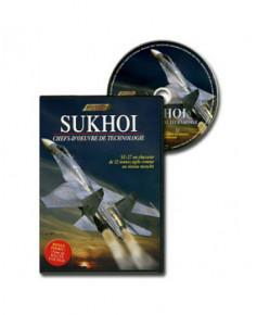 D.V.D. Sukhoi - Chefs d'oeuvre de technologie