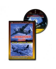 D.V.D. Les bombardiers Alliés (Anglais - Américains - Russes)