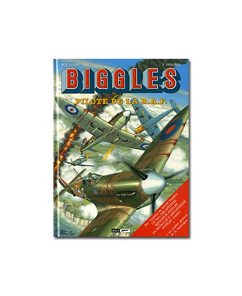 Biggles - Pilote de la R.A.F. (La Seconde Guerre Mondiale)