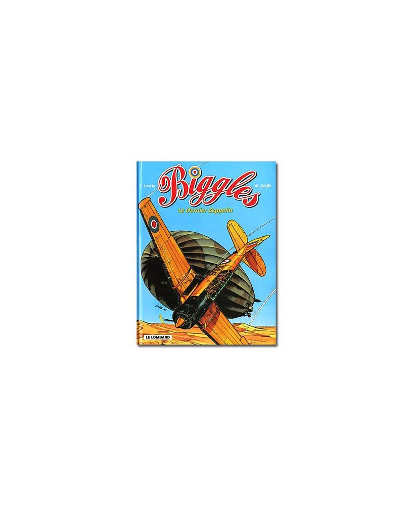 Biggles - Le dernier Zeppelin